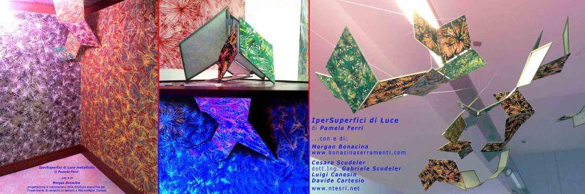 3 - Iper-Superficie metalliche_Luce